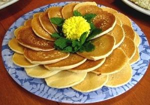 Girare il pancake è difficile