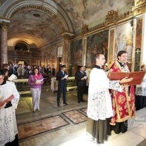Palazzo Altemps episode 2: intolleranza religiosa