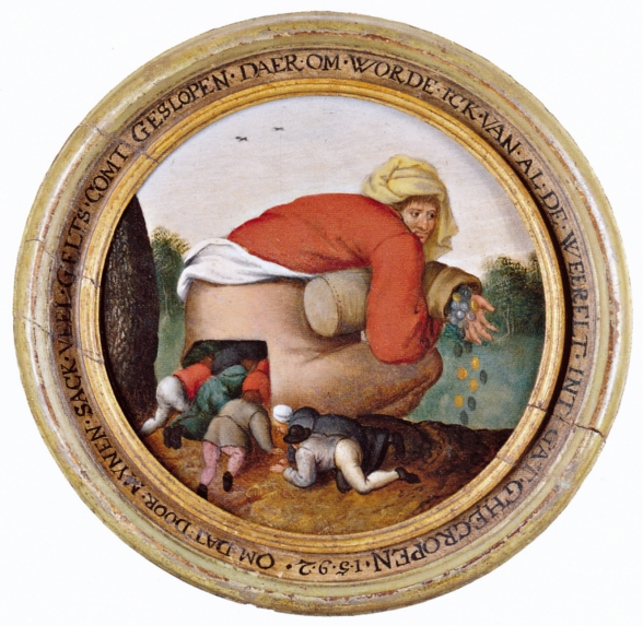 pieter-bruegel-il-giovane-gli-adulatori-atq-moire-quadrato