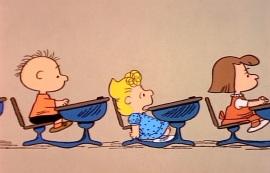 school peanuts