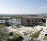 Higher Education and Research – University of Exeter: Forum Project (UK), Wilkinson Eyre Architects