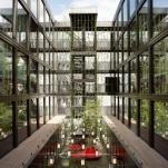 Hotel and Leisure – Citizen M London Bankside (UK), Concrete