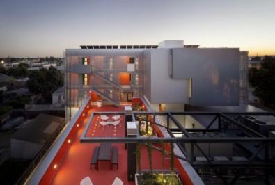 Housing – 28th Street Apartments (USA), Koning Eizenberg Architecture