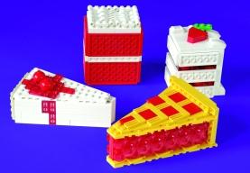 LEGO Desserts di Eric Constantino
