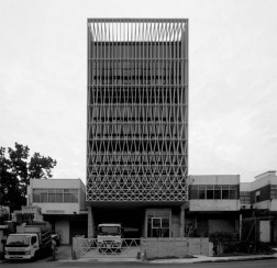Production, Energy and Recycling – A Simple Factory Building (Singapore), Pencil Office