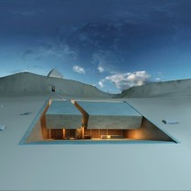 House – Meditation House (Lebanon), MZ Architects