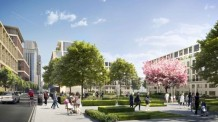 Masterplanning – Earls Court Masterplan (UK) Farrells