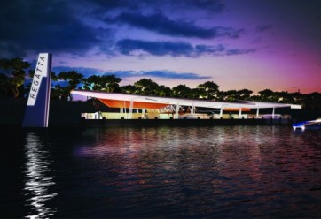 Infrastructure – Brisbane Ferry Terminals Post-Flood Recovery (Australia), Cox Rayner Architects