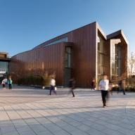 Sport – Splashpoint Leisure Centre (UK), Wilkinson Eyre Architects