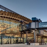 Transport – Sydney Cruise Terminal (Australia), Johnson Pilton Walker Architects