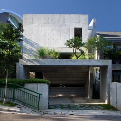 Villa – Namly House (Singapore), CHANG Architects