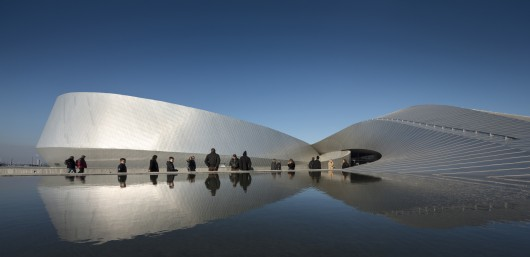 Display – The Blue Planet (Denmark), 3XN