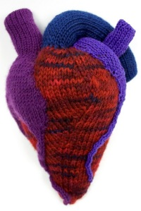 Ben Cuevas: cuore a maglia
